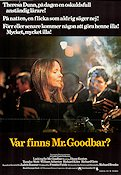 Looking for Mr Goodbar 1977 Movie poster Diane Keaton