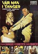 Requiem for a Secret Agent 1966 poster Stewart Granger Sergio Sollima