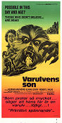The Boy Who Cried Werewolf 1973 poster Kerwin Mathews Nathan Juran