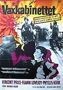 House of Wax 1953 Movie poster Vincent Price