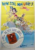 The Private Navy of Sgt O'Farrell 1969 Movie poster Bob Hope
