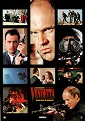 Vendetta 1995 Movie poster Stefan Sauk