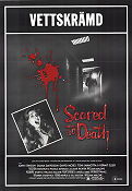 Scared to Death 1980 poster John Stinson William Malone