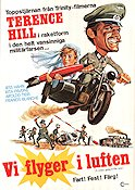A Crazy Gang in the War 1975 Movie poster Terence Hill