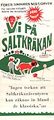 Vi p� Saltkr�kan 1969 Movie poster Olle Hellbom