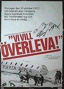 Survive 1976 Movie poster René Cardona