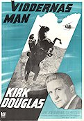 Lonely are the Brave 1970 poster Kirk Douglas