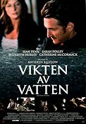 The Weight of Water 2002 poster Sean Penn