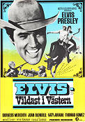 Stay Away Joe 1969 Movie poster Elvis Presley