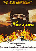 The Wind and the Lion 1975 poster Sean Connery