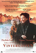 The Winter Guest 1997 poster Emma Thompson Alan Rickman