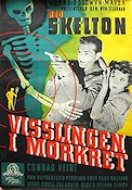 Whistling in the Dark 1942 poster Red Skelton