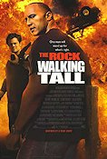Walking Tall 2004 Movie poster The Rock