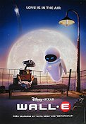 WALL-E 2008 Movie poster