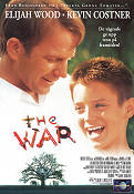 The War 1994 poster Elijah Wood Jon Avnet