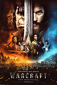 Warcraft 2016 poster Travis Fimmel Duncan Jones