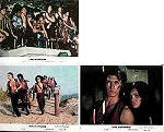 The Warriors 1979 Lobby card set Michael Beck Walter Hill