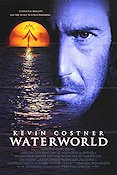 Waterworld 1995 poster Kevin Costner Kevin Reynolds