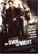 We Own the Night 2007 Movie poster Joaquin Phoenix