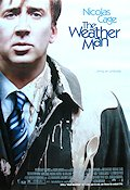 The Weather man 2004 Movie poster Nicolas Cage