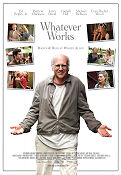 Whatever Works 2009 poster Larry David Woody Allen