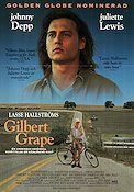 What's Eating Gilbert Grape 1993 Lasse Hallstr�m Johnny Depp Leonardo di Caprio Juliette Lewis