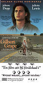 What's Eating Gilbert Grape 1993 Movie poster Johnny Depp Lasse Hallström