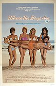 Where the Boys Are 84 1984 poster Lisa Hartman