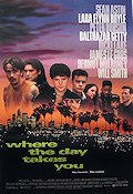 Where the Day Takes You 1992 Movie poster Lara Flynn Boyle