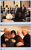 While You Were Sleeping 1993 lobby card set Sandra Bullock