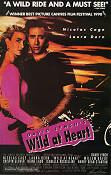 Wild At Heart 1990 Movie poster Nicolas Cage David Lynch