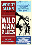 Wild Man Blues 1997 Movie poster Woody Allen