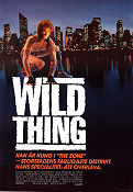 Wild Thing 1987 poster Rob Knepper Max Reid