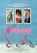 Windrider 1986 Movie poster Nicole Kidman