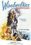 Windwalker 1980 Movie poster Trevor Howard