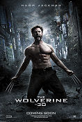 The Wolverine 2013 poster Hugh Jackman James Mangold