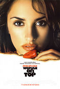 Woman On Top 2000 poster Penelope Cruz