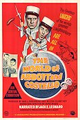 The World of Abbott and Costello 1965 Movie poster Abbott and Costello