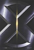 X-Men 2000 Movie poster Patrick Stewart