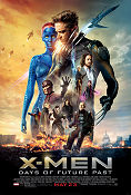 X-Men Days of Future Past 2014 poster Hugh Jackman Bryan Singer