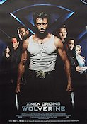 X-Men Origins Wolverine 2009 Movie poster Hugh Jackman
