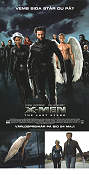 X-Men The Last Stand 2005 Movie poster Hugh Jackman