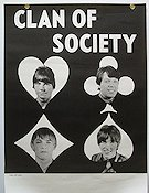 Clan of Society Poster RO 60x85 original