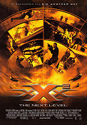 XXX2: The Next Level Poster 70x100cm RO original