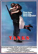 Yanks 1980 Movie poster Richard Gere John Schlesinger