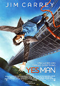 Yes Man 2008 poster Jim Carrey