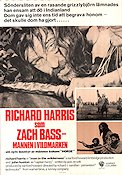 Man in the Wilderness 1971 poster Richard Harris