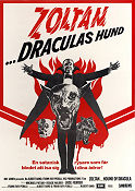 Zoltan Hound of Dracula 1978 Movie poster Jos� Ferrer Albert Band