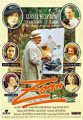 Zorn 1994 Movie poster Gunnar Hellstr�m