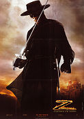 The Legend of Zorro 2005 poster Antonio Banderas Martin Campbell